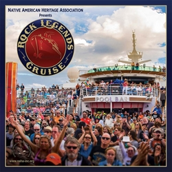 Rock Legends Cruise I CD