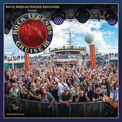 Rock Legends Cruise III CD