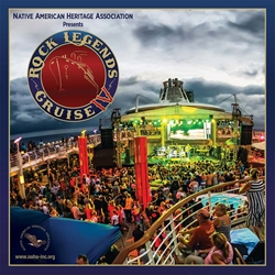 Rock Legends Cruise IV CD