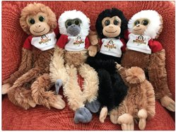 Rock Legends Monkeez