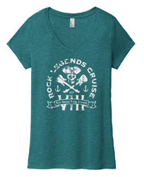 RLCVIII Jolly Roger Tee (Ladies)