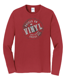 RLCVIII Raised on Vinyl Long Sleeve Tee (Mens)